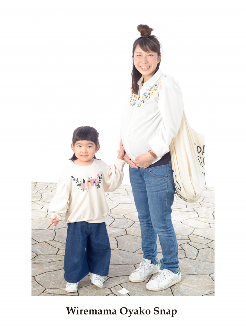 mama  tops #しまむら kids  tops #韓国子供服 bottoms #韓国子供服